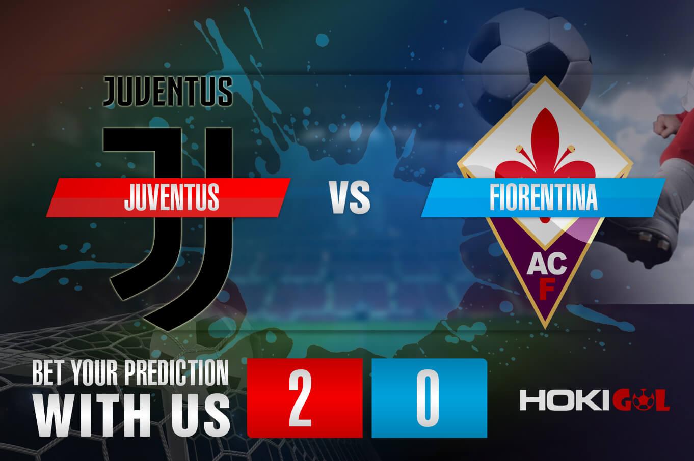 Prediksi Bola Juventus Vs Fiorentina 23 Desember 2020