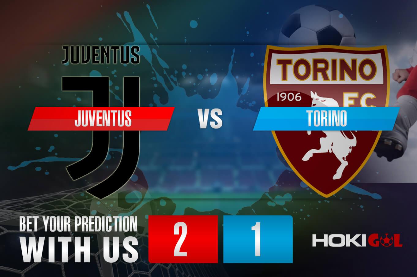 Prediksi Bola Juventus Vs Torino 6 Desember 2020