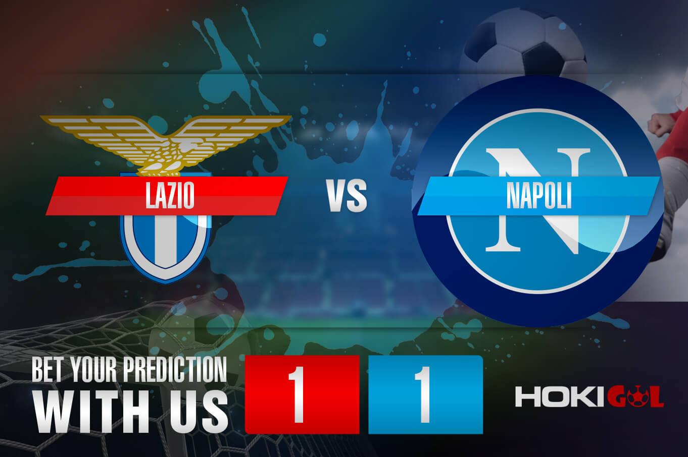 Prediksi Bola Lazio Vs Napoli 21 Desember 2020