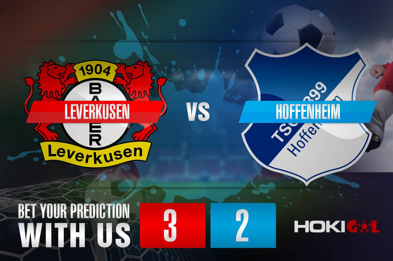 Prediksi Bola Leverkusen Vs Hoffenheim 14 Desember 2020
