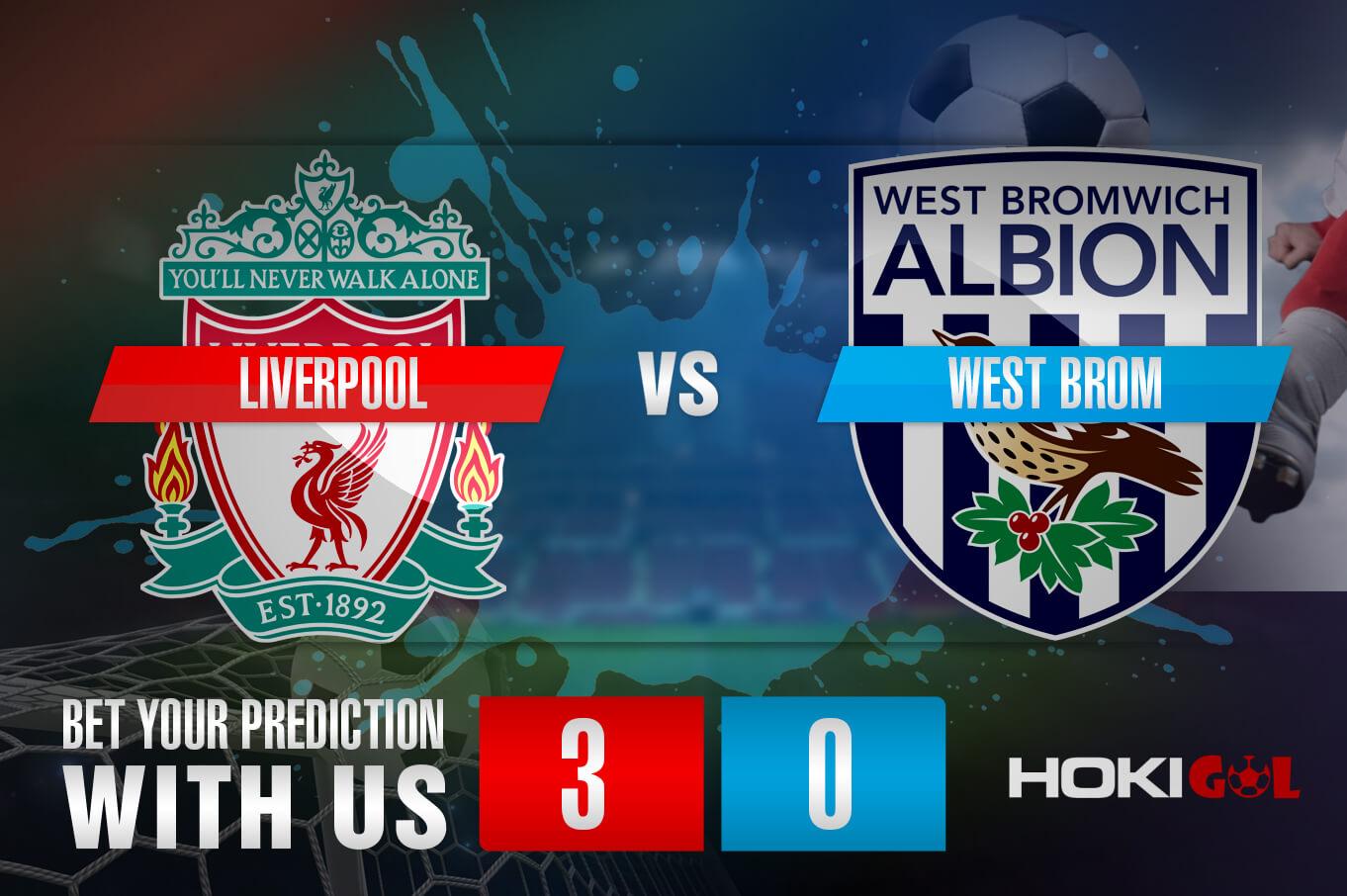Prediksi Bola Liverpool Vs West Brom 27 Desember 2020