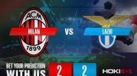 Prediksi Bola Milan Vs Lazio 24 Desember 2020