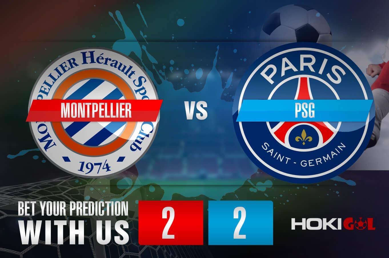 Prediksi Bola Montpellier Vs PSG 6 Desember 2020