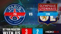 Prediksi Bola PSG Vs Lyon 14 Desember 2020