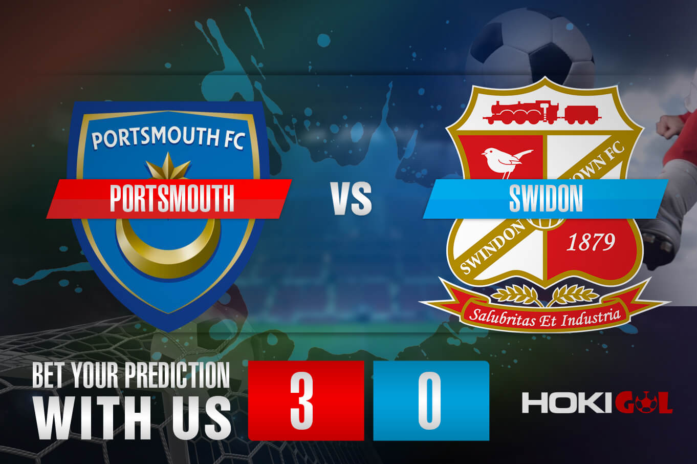 Prediksi Bola Portsmouth Vs Swindon 26 Desember 2020