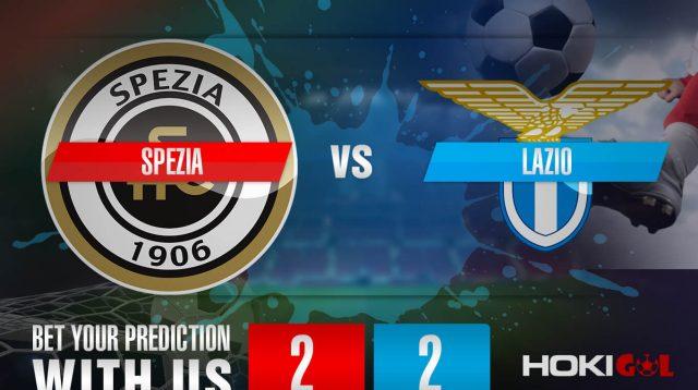 Prediksi Bola Spezia Vs Lazio 5 Desember 2020