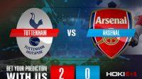 Prediksi Bola Tottenham Vs Arsenal 6 Desember 2020