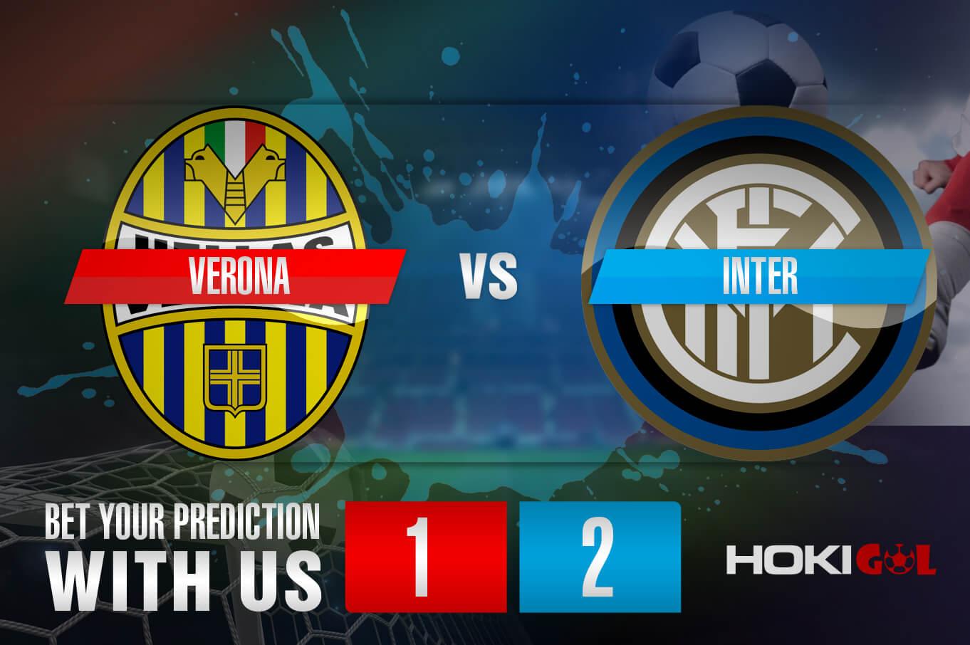 Prediksi Bola Verona Vs Inter 24 Desember 2020