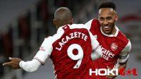 Jelang Arsenal vs Manchester United, Tanpa Aubameyang