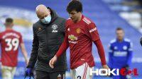 Jelang Liverpool Vs MU, Victor Lindelof Bakal Comeback