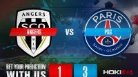 Prediksi Bola Angers Vs PSG 17 Januari 2021