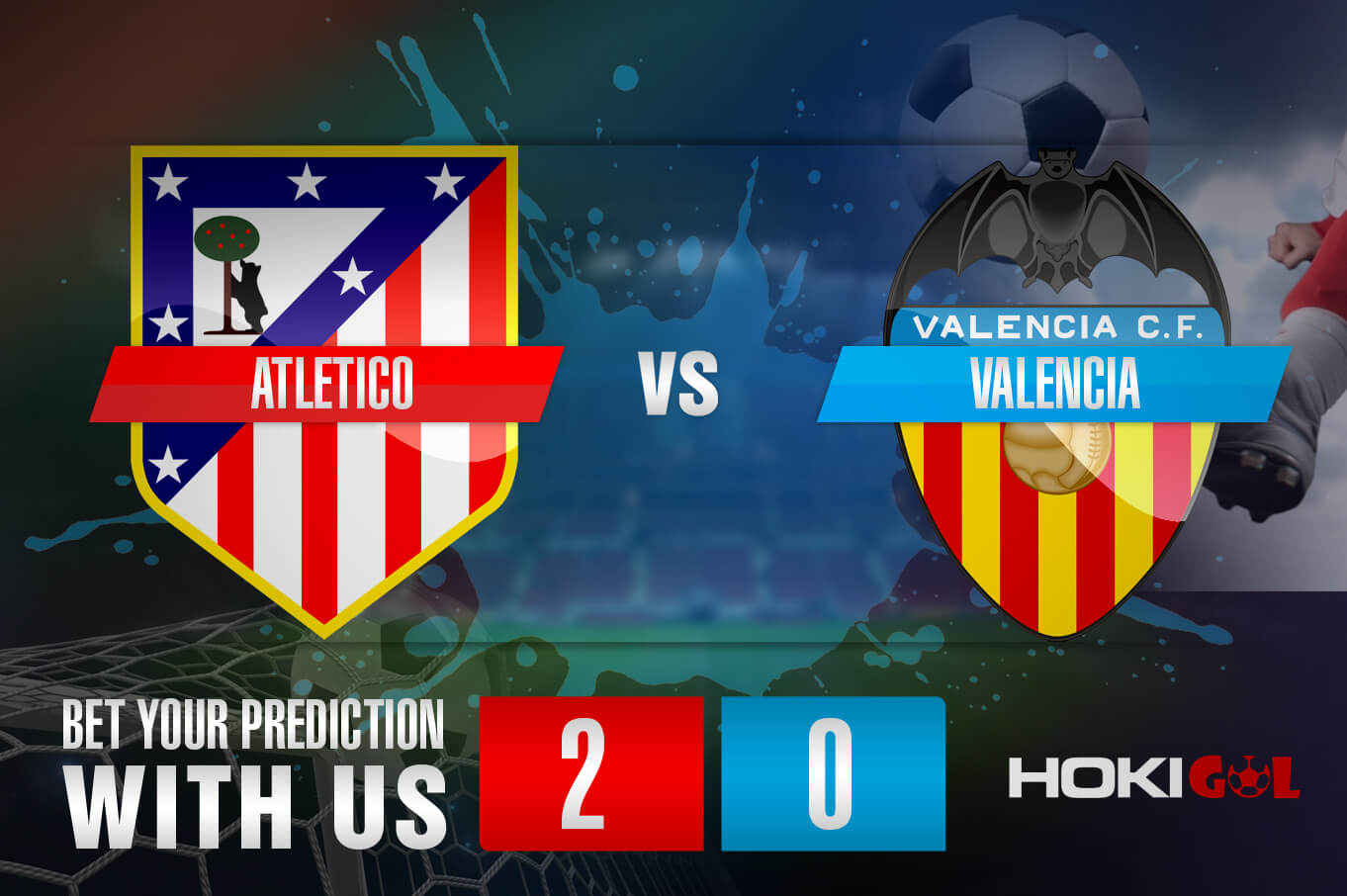 Prediksi Bola Atletico Vs Valencia 24 Januari 2021