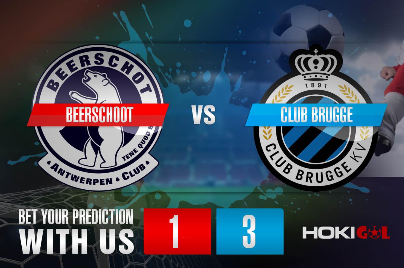 Prediksi Bola Beerschoot Vs Club Brugge 18 Januari 2021