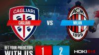 Prediksi Bola Cagliari Vs Milan 19 Januari 2021