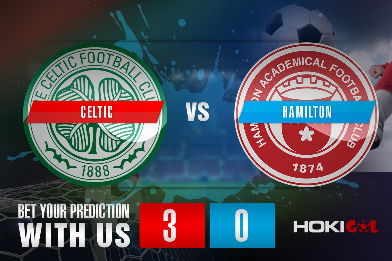 Prediksi Bola Celtic Vs Hamilton 28 Januari 2021