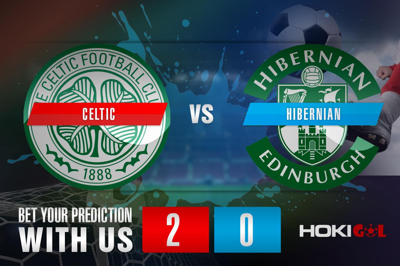 Prediksi Bola Celtic Vs Hibernian 12 Januari 2021