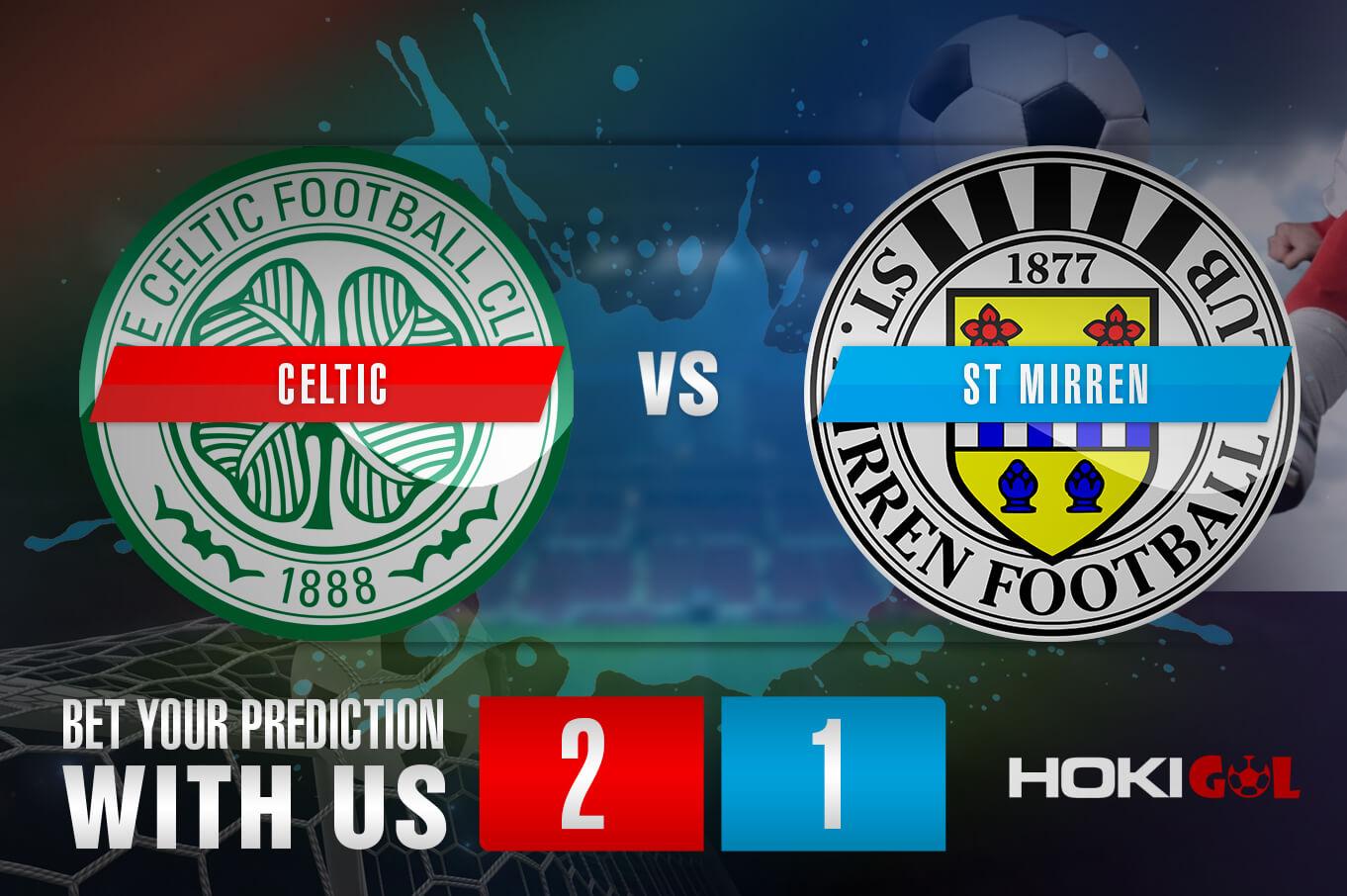 Prediksi Bola Celtic Vs St Mirren 30 Januari 2021