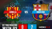 Prediksi Bola Cornella Vs Barcelona 22 Januari 2021