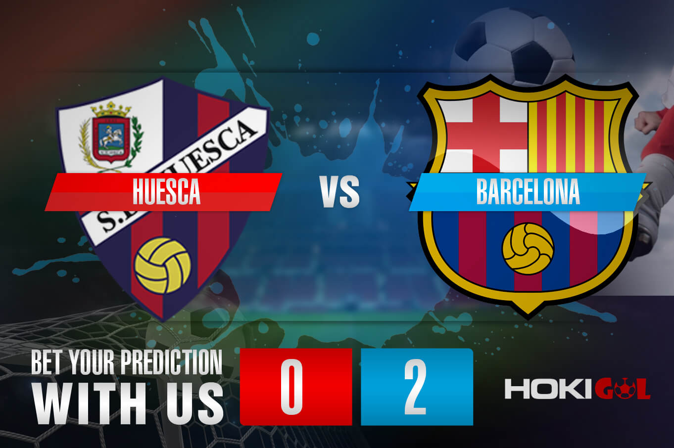 Prediksi Bola Huesca Vs Barcelona 4 Januari 2021