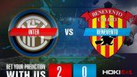 Prediksi Bola Inter Vs Benevento 31 Januari 2021