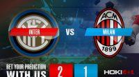 Prediksi Bola Inter Vs Milan 27 Januari 2021