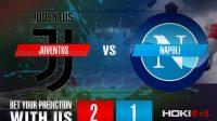 Prediksi Bola Juventus Vs Napoli 21 Januari 2021