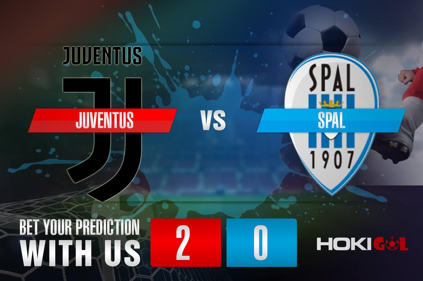 Prediksi Bola Juventus Vs Spal 28 Januari 2021