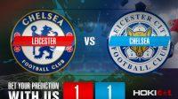 Prediksi Bola Leicester Vs Chelsea 20 Januari 2021