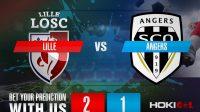 Prediksi Bola Lille Vs Angers 7 Januari 2021