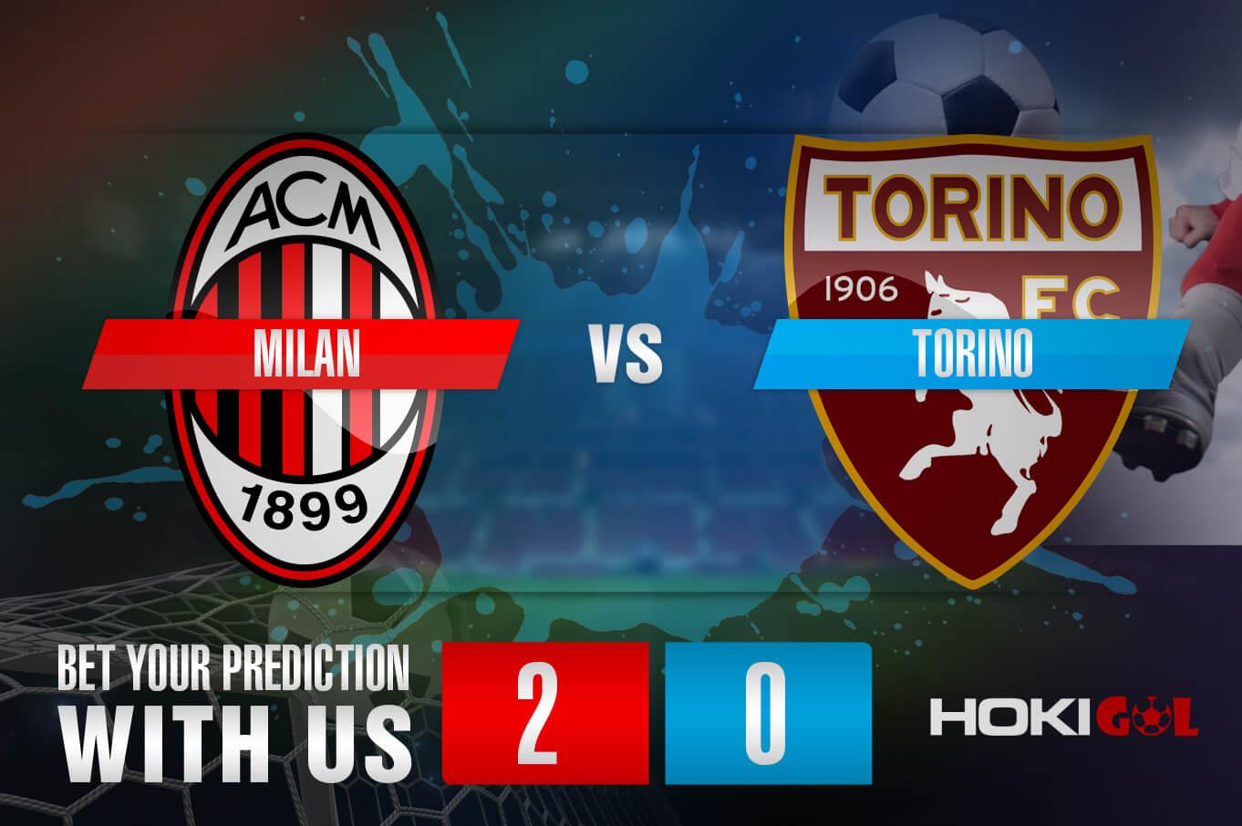 Prediksi Bola Milan Vs Torino 13 Januari 2021