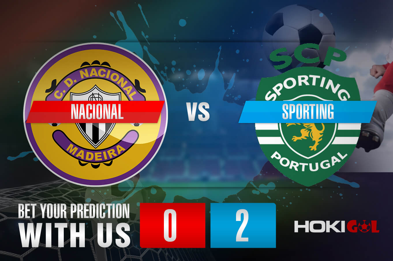 Prediksi Bola Nacional Vs Sporting 8 Januari 2021