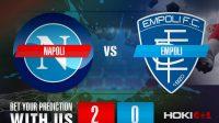 Prediksi Bola Napoli Vs Empoli 13 Januari 2021