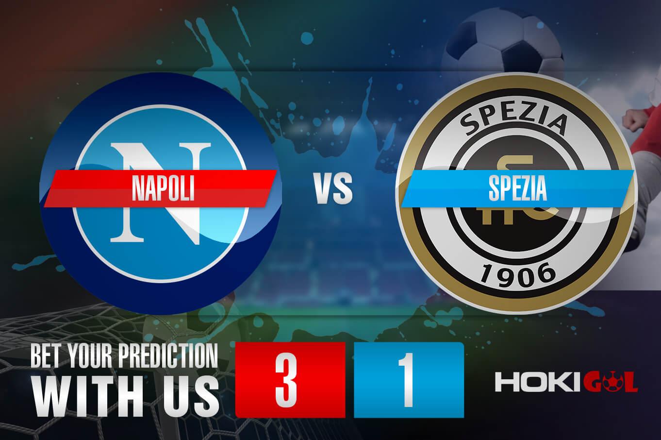 Prediksi Bola Napoli Vs Spezia 29 Januari 2021
