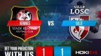 Prediksi Bola Rennes Vs Lille 24 Januari 2021