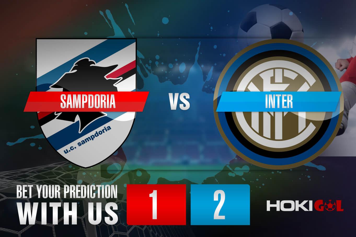 Prediksi Bola Sampdoria Vs Inter 6 Januari 2021