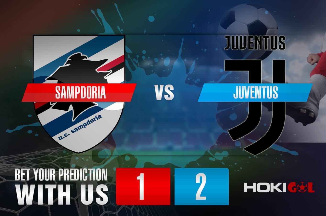 Prediksi Bola Sampdoria vs Juventus 31 Januari 2021
