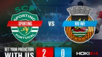 Prediksi Bola Sporting Vs Rio Ave 16 Januari 2021