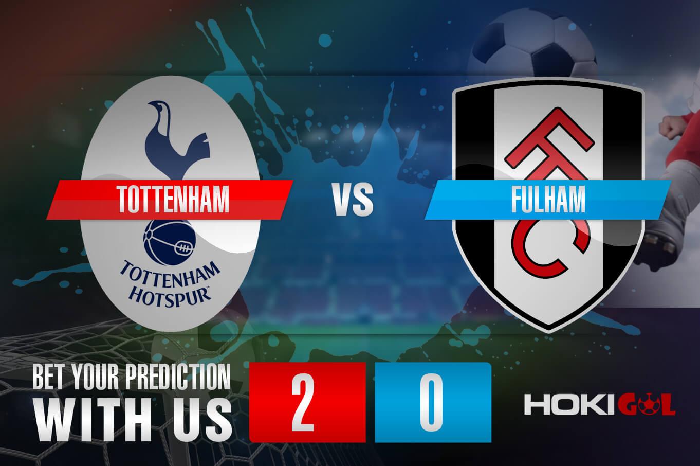 Prediksi Bola Tottenham Vs Fulham 14 Januari 2021
