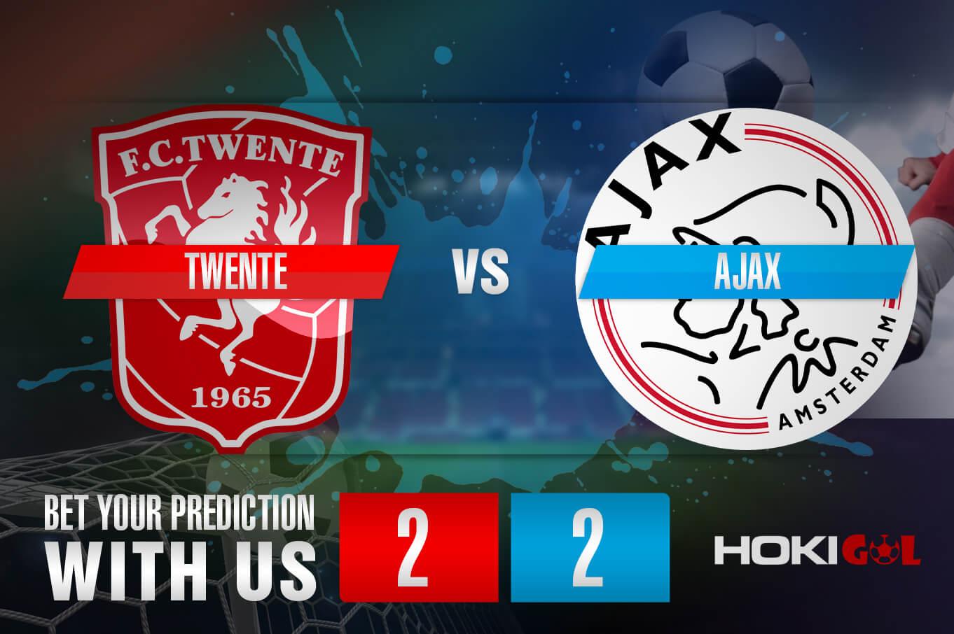 Prediksi Bola Twente Vs Ajax 15 Januari 2021