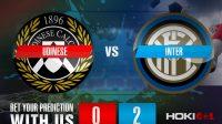 Prediksi Bola Udinese Vs Inter 24 Januari 2021