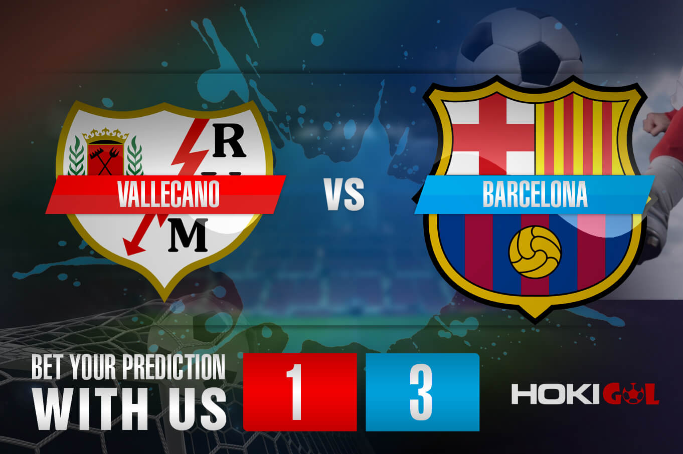 Prediksi Bola Vallecano Vs Barcelona 28 Januari 2021