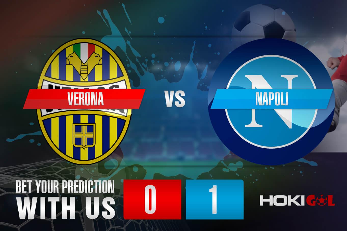 Prediksi Bola Verona Vs Napoli 24 Januari 2021