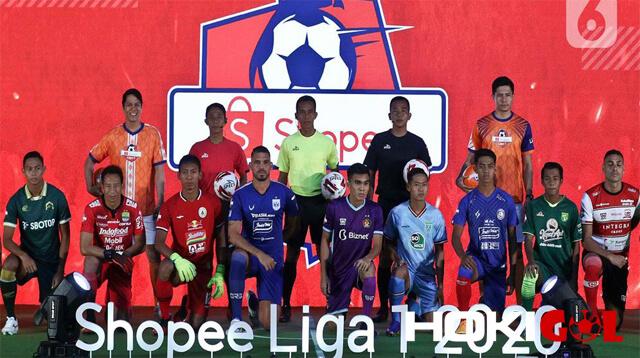 Shopee Liga 1 dan Liga 2 2020 Resmi Dibatalkan