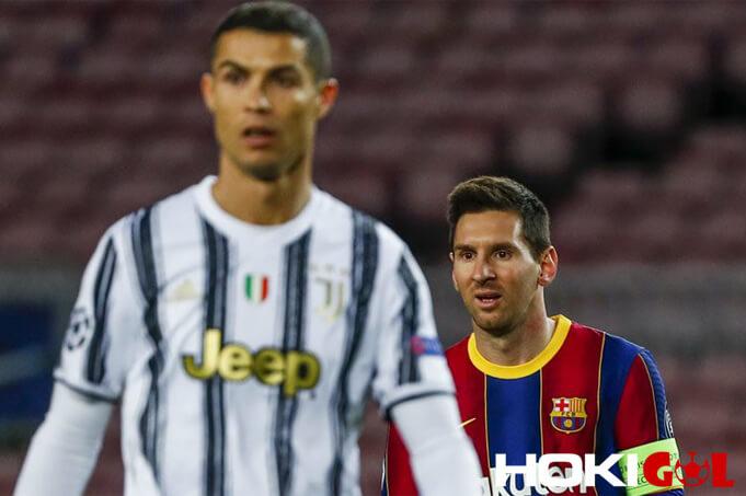 10 Pemain Aktif dengan Gol Terbanyak di Dunia