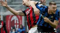 Hasil Milan Vs Inter, Pioli Ungkap Alasan Ibra Menyerah