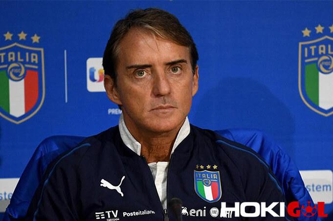 Mancini Resmi Latih Timnas Italia Hingga Piala Dunia 2022