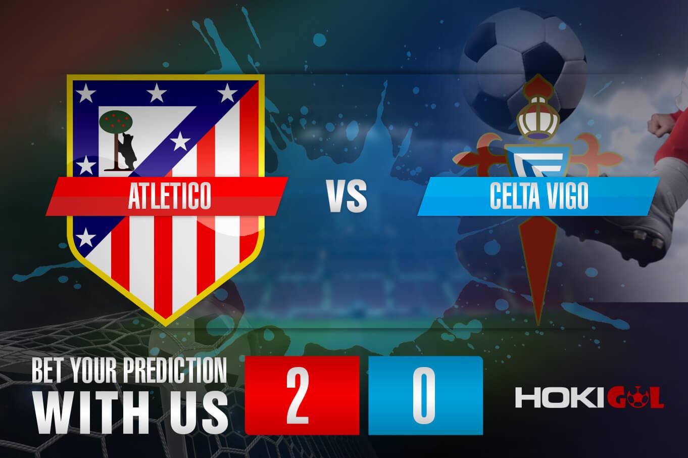 Prediksi Bola Atletico Vs Celta Vigo 9 Februari 2021