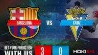 Prediksi Bola Barcelona Vs Cadiz 21 Februari 2021