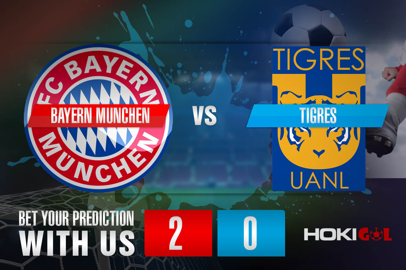 Prediksi Bola Bayern Munchen vs Tigres 12 Februari 2021