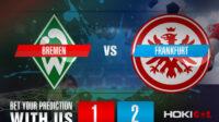 Prediksi Bola Bremen Vs Frankfurt 27 Februari 2021